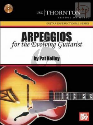 Arpeggios for the Evolving Guitarist