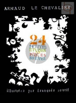 24 Petites Etudes ou Pieces Breves