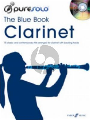 Pure Solo Blue Book (15 Classic and Contemporary Hits)