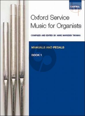 Oxford Service Music for Organists Vol.1