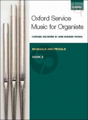 Oxford Service Music for Organists Vol.2