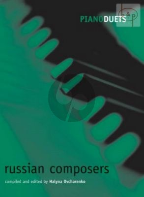 Piano Duets Russian Composers