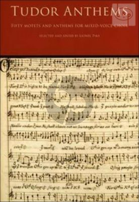 Tudor Anthems (50 Motets and Anthems)