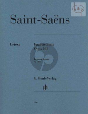 Sonate Op.168 Fagott und Klavier