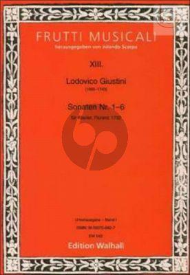 Sonaten Vol.1 (No.1 - 6)