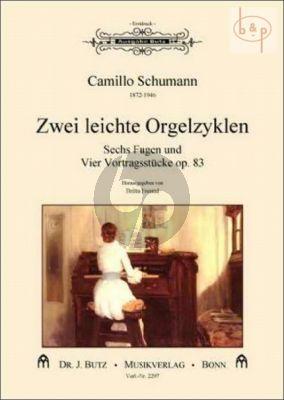2 leichte Orgelzyklen (Erstdruck)
