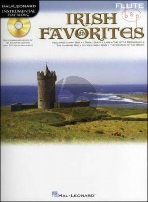 Irish Favourites Play-Along (Flute)