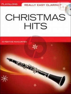 Really Easy Christmas Hits (Clarinet) (15 Easy Festive Favourites)