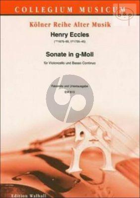 Sonata No.11 g-minor (1720) (edited by Sven Rossel)