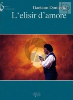 L'Elisir d'Amore (Vocal Score)