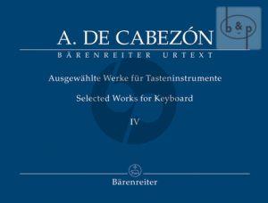 Ausgewahlte Werke fur Tasteninstrumente Vol.4