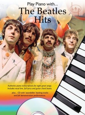 Play piano with the Beatles Hits