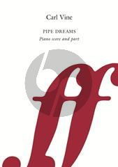 Vine Pipe Dreams for Flute and Piano