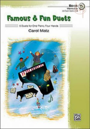 Famous & Fun Duets Vol.5