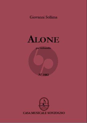 Alone Violoncello solo