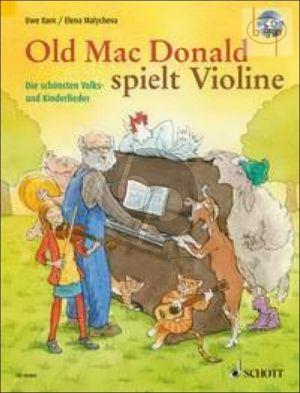 Old MacDonald spielt Violine (Die schonsten Volks- und Kinderlieder) (1 - 2 Violins)