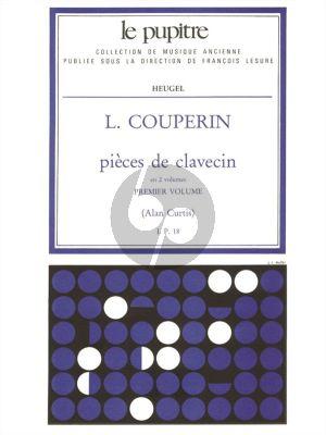 Couperin Pièces de Clavecin Vol.1 (Alan Curtis)