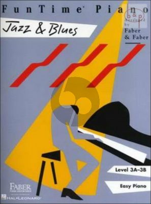 FunTime® piano Jazz & Blues Level 3A - 3B