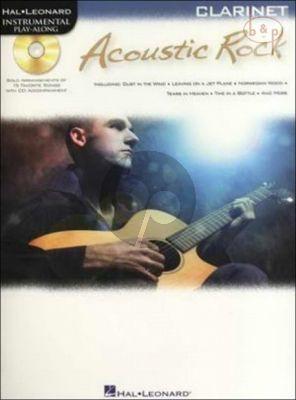 Acoustic Rock Instrumental Play-Along