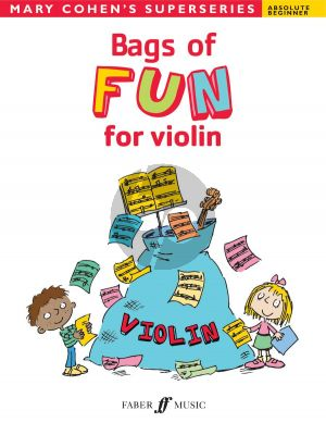 Cohen Bags of Fun for Violin (for absolute beginners)