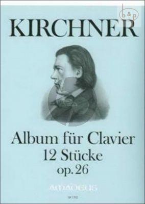 Album fur Clavier Op.26