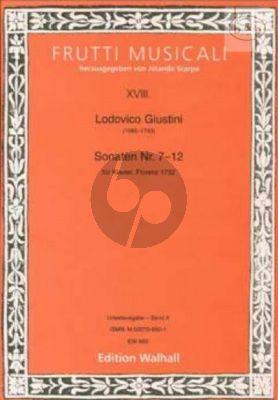 Sonaten Vol.2 (No.7 - 12)