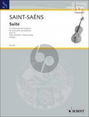 Suite Op.16 (Violoncello-Orch.)