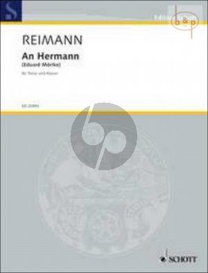 An Hermann (Eduard Morike)