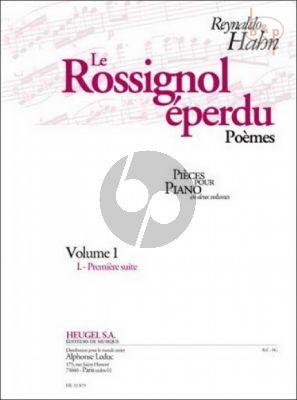 Le Rossignol Eperdu Vol.1
