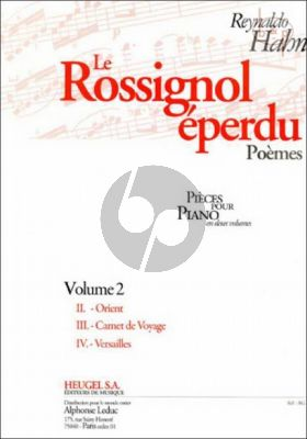 Le Rossignol Eperdu Vol.2