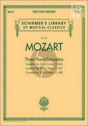 3 Concertos KV 466-467-488