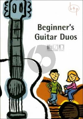 Beginners Guitar Duos (18 Easy Fun to Play Works)