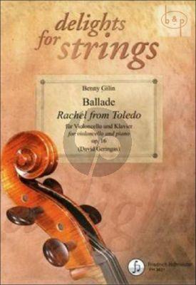 """Ballade """"Rachel from Toledo"""" Op.16"""