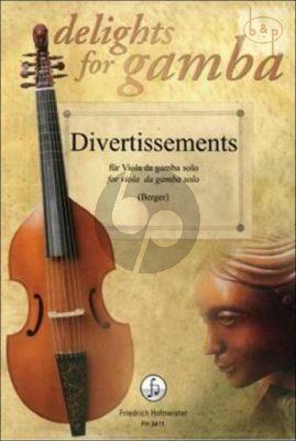 Divertissements (8 Pieces)