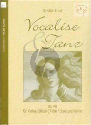 Vocalise & Tanz Op.49