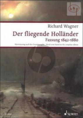 Der Fliegende Hollander WWV 63 (Vocal Score)