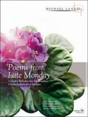 Poems from Late Monday