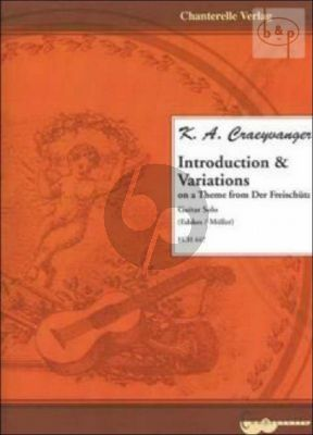 Introduction & Variations on the theme from der Freischutz