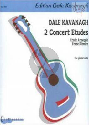 2 Concert Etudes