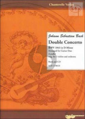 Concerto d-minor BWV 1043 (2 Guitars)