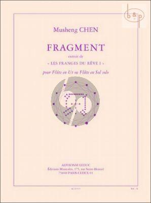 Fragment extrait Les Franges du Reve 1