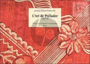 L'Art du Preluder Op.7
