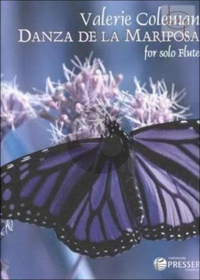 Danza de la Mariposa Flute solo