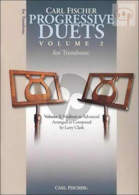 Progressive Duets Vol.2 (medium-adv.level)
