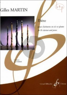 Ebene for Clarinet in Bb and Piano