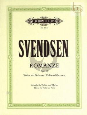 Romanze G-dur Op.26 Violine-Orchester