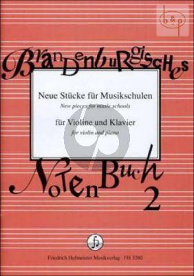 Brandenburgisches Notenbuch 2