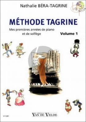 Methode Tagrine Vol.1