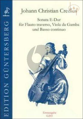 Sonata E-major