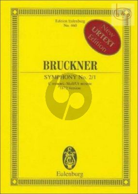 Symphony No.2 / 1 c-minor (Version 1872)